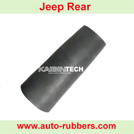 Jeep rear airmatic suspension fix kits Rubber Sleeve bladder for hock absorber luftfederbeine air bag fix kits