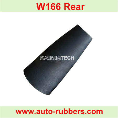 Kaibintech-W166-rear-rubber-bladder-sleeve-for-air-spring-suspension-strut-shock-absorber