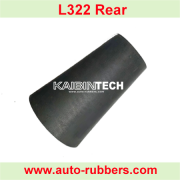 Land Rover L322 Rear Air Suspension(بالن کمک فنر) repair kits Rubber bladder Rubber sleeve for Land Rover L322 Rear Air Shock Absorber Strut
