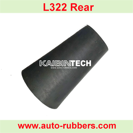Land Rover L322 airmatic fix kits Rubber Sleeve bladder for hock absorber luftfederbeine air bag fix kits