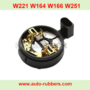 Electronic magnetic circle for airmatic compressor repair kit For Mercedes W164 X164 W221 C216 W216 W166 W251