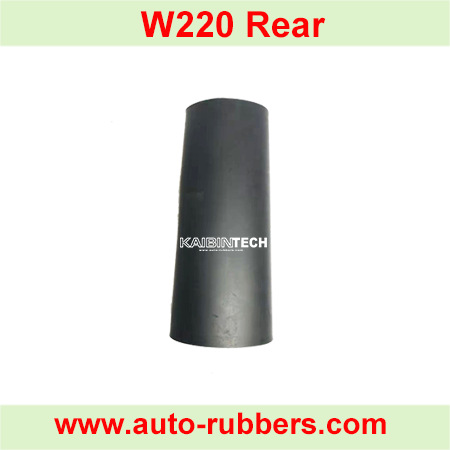 Mercedes benz W220 Rear airmatic suspension fix kits Rubber Sleeve bladder for hock absorber luftfederbeine air bag fix kits