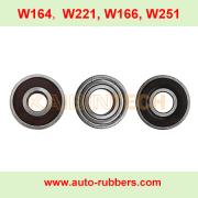 Mercedes W164 X164 W221 C216 W216 W166 W251 Air ride suspension compressor repair kits engine bearing compressor connecting rod bearing auto spare pars for Mercedes W164 X164 W221 C216 W216 W166 W251