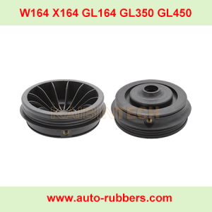 air suspension repair kits down plastic part for Mercedes W164 X164 GL164 GL350 GL450 Air ride suspension.