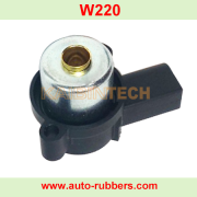 letronic solenoid valve for Mecedes Benz W211 air suspension repairing
