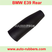 airmatic fix kits Rubber Sleeve bladder for BMW X5 E53 Rear shock absorber luftfederbeine air bag fix kits