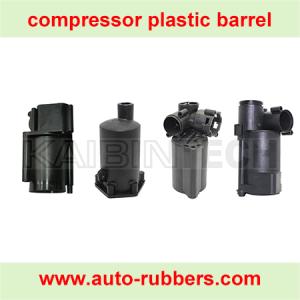BMW X5 X6 air suspension compressor pump plastic drum plastic parts
