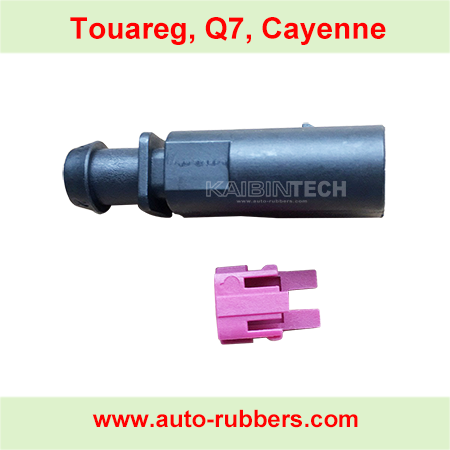 old_model_air_suspension_repair_kits_for_audi_q7_porsche_cayenne_7l8616039d_cable head Induction-Cable Sensor wire line plug