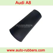 air suspension replacement parts пневмобаллона рукава(резиновый рукав) for Audi A8 D4 D3 front Rear Air Suspension Springs замена пневмобаллона