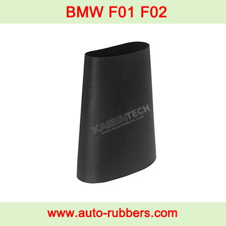 Air Suspension Rear Air spring Rubber Sleeve Bellow for BMW F02