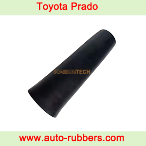 Toyota Land Cruiser Prado rubber sleeve bladder for airmatic suspension shock absorber strut Пневмобаллон Toyota LC Prado J120 заміна, Пневмобаллоны Toyota LC Prado J120 замена, Набори для ремонту повітряних кульок Toyota LC Prado J120, пневмоцилиндр резиновый рукав прадо