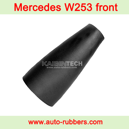 W253 airmatic suspension front rubber sleeve