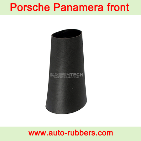 porsche panamera front suspension rubber bladder 9703430