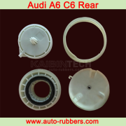 air spring suspension repair kits for Audi A6C6 Avant Quattro airmatic strut replacement plastic part