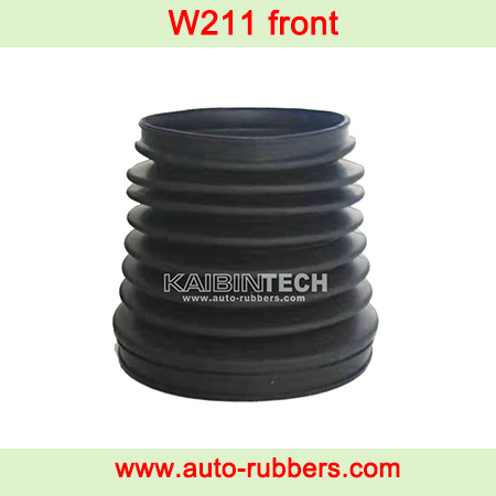 W211 front air suspension dust cover boot Mercedes Benz airmatic repair kit A211 320 6113