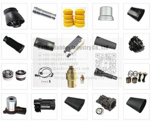 Air spring suspension مجموعات إصلاح تعليق هوائي shock absorber strut-airmatic strut repair kits