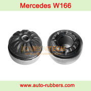 Mercedes W166 Front air suspension repair kit, rubber bushing for Mercedes W166 airmatic suspension strut, LOWER RUBBER ISOLATOR FOR ML-CLASS W166 AIR SUSPENSION