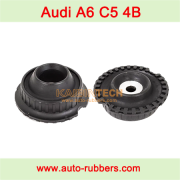 Top Rubber Strut Mount For Audi A6 C5 4B Allroad Front air suspension, how to remove and replace the strut mount on Audi A6 C5
