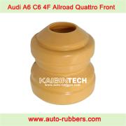 Audi A6 C6 4F Airmatic Strut Fix Kit Allroad Quattro Front Air Suspension Shock Repair kit Rubber Buffer Air Suspension Buffer 4F0616040T 4F0616039T 4F0616040AA 4F0616039AA