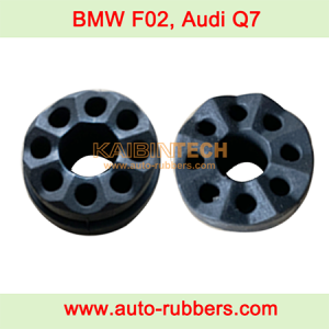 BMW F02 Audi Q7 Compressor pump Accessories Rubber Buffer mount Support Bushing