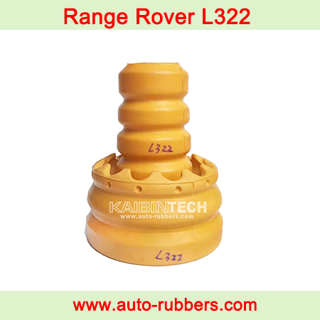 Front-Air-Suspension-Rubber-Buffer-For-Range-Rover-L322-without-EDC-Air-Suspension-Rubber-Bump-Stop-RNB000740G-RNB000750G