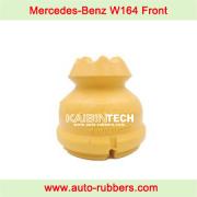 W164 X164 front Axle air strut Rear air suspension Inside Rubber Buffer Block air strut repair kits