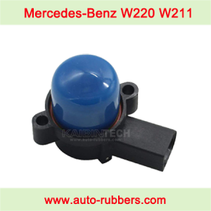 W220 W211 Air Solenoid Valve Block for Mercedes Benz Airmatic Suspension Compressor