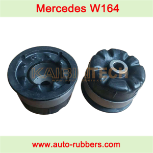 Rubber Top Strut Mount Suspension Kit Shock Absorber top rubber bushing mount for W164 ML GL Rear Air Suspension Repair Kit