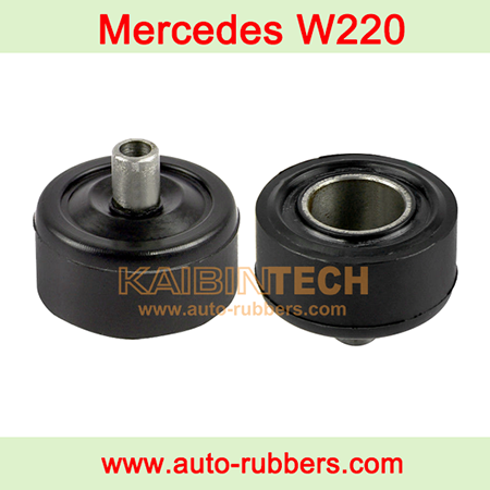 W220-Mercedes-Benz-Air-Spring-fix-kit-Airmatic-Suspension-Shock-Front-Strut-Mount-rubber-bushing-2203202438