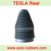 Rear bag Rear Air Suspension repair kit dust cover boot Shock Absorber For Tesla Model X