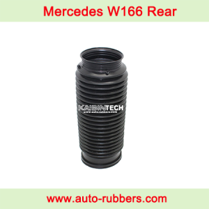 Mercedes Benz W166 ML GL Airmatic suspension fix kit dust cover