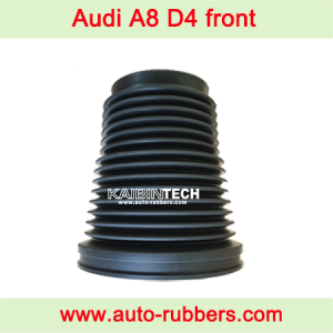 front Rear Air Suspension Bag Repair Kit Dust Cover Boot for Audi A8 D4