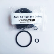 Audi A8 Front Air spring suspension air strut repair kit rubber seal o-ring sets