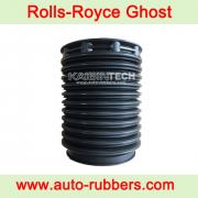 Rolls Royce Ghost Air Spring Strut repair kit front air strut repair kits dust cover boot.