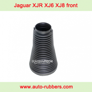 Jaguar Air spring strut dust cover boot for rear air suspension for XJR XJ6 XJ8
