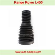 air suspension repair kit rubber dust cover for shock absorber repairing on Range Rover L405 LR060402