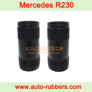 Mercedes Benz SL Class R230 Front Air spring strut Rubber Bellow Dust Cover