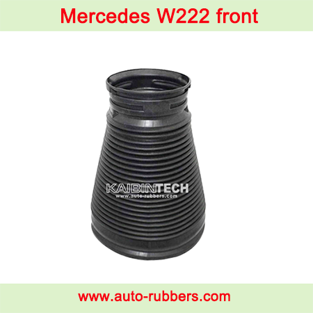 Mercedes-W222-S550-S600-S63-AMG-Air-Suspension-Airmatic-Strut-Repair-kit-Rubber-Dust-Cover-Dust-Boot-2223205013-2223208213-2223204813