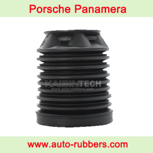 Dust cover boot for Front air suspension on Panamera 970