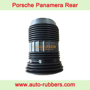Panamera Rear Air Suspension Bag Repair Kit Dust Cover Boot
