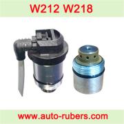 Suspension Repair Kit Solenoid Air Valve for Mercedes W212 S212 W218