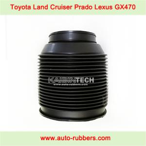 Air Suspension dust cover boot For Toyota Land Cruiser Prado Lexus GX470 OEM 48080 35011 Toyoto Prado(new) rear dust cover boots