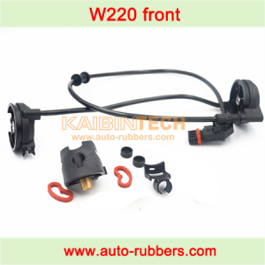 W220 front shock absorber suspension repair kits wiring harness