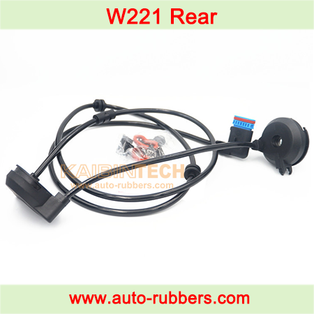 Air-Suspension-Shock-Repair-Kit-W221-Rear-Power-Line-2213205613-for-Mercedesbenz-S-class