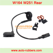 Mercedes W164 W251 Shock Absorber Sensor Cable Electronic Line