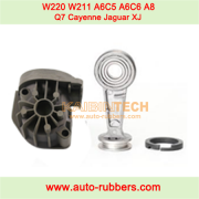 Air Suspension Compressor Pump Repair Kits Cylinder and connecting rod with seal ring for W220 W211 A6 C5 A6 C6 A8 Q7 Cayenne Jaguar XJ