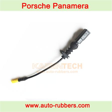 Porsche-Panamera-rear-Rear-air-suspension-induction-cable