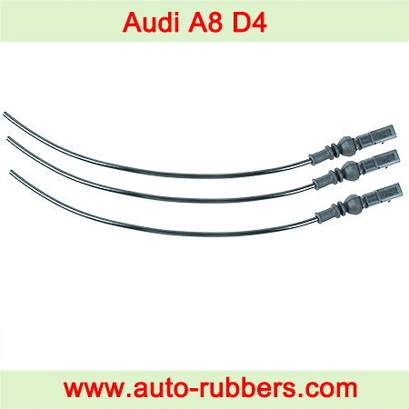 Rear&Front-Air-Shocks-Cable-For-Audi-A8D4-4H6616002G-Air-Suspension-Repair-Kits