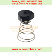 air suspensiom compressor pump repair kits Damping Plug Rubber Valve w/Spring