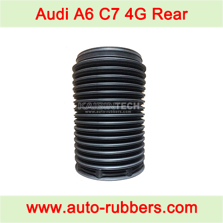 Audi-A6-C7-4G-Air-Suspension-Spring-Rear-4G0616001T-4G0616001R-4G0616001K-dust-cover-boot